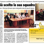 Giornale di Vimercate, 18 marzo 2014, Viviana De Vittorio